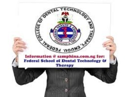 Federal school of Dental post UTME