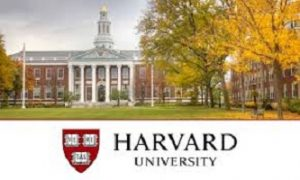 Harvard University scholarship for international students