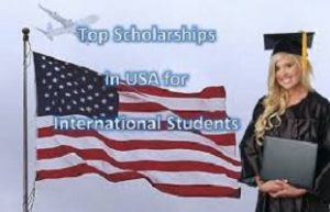 Scholarships for International Students in the USA 2020