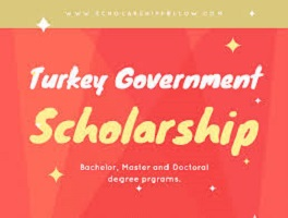 Turkey Government Scholarships 2020