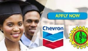 NNPC/Chevron Undergraduate Scholarship For Nigerian Students 2021