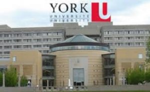 York University VISTA Masters Scholarships