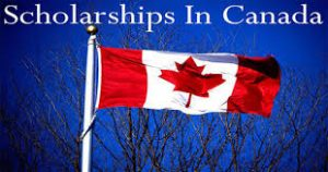 International Graduate Scholarship in Canada