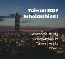 Taiwan ICDF International Scholarship