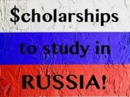 Russia Scholarships for international students 2021