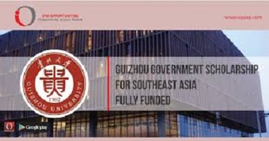 Guizhou Government Scholarship for Southeast Asia