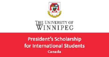 Presidents Scholarship for World Leaders