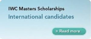 IWC Scholarships for International Students