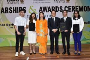 Jeffrey Cheah Foundation Scholarships in Malaysia