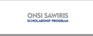Onsi Sawiris Masters Scholarships in US