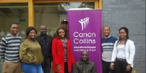 South Africa Canon Collins Scholarships 2020