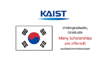 KAIST International Student Scholarship