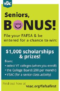 vsac scholarships 2020