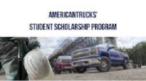 american trucks scholarship