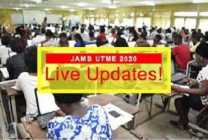 Questions Set on 16th March JAMB 2020 UTME