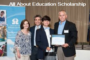 All About Education Scholarship
