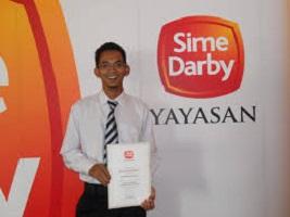 Sime Darby Scholarship