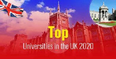 Best universities in the UK 2020