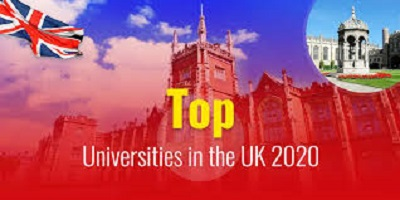 Best universities in the UK 2020