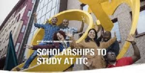 ITC Foundation Scholarship in Spatial Engineering 2021 for Developing Countries