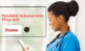 TYLENOL Scholarship Program 2020