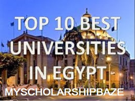 Best Universities in Egypt 2020