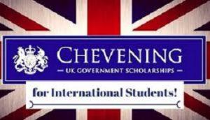 UK Government Global Scholarship