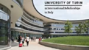 University of Turin Masters Scholarships