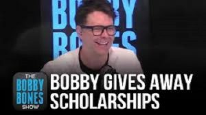 Bobby Bones Scholarship 2020