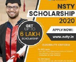 NSTY Scholarship 2020