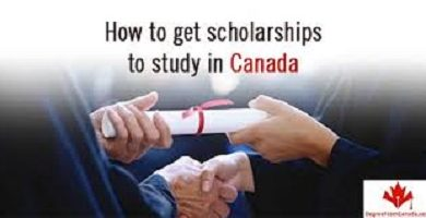 Undergraduate and Graduate Scholarships in Canada 2020