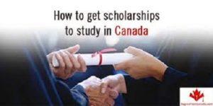 Undergraduate and Graduate Scholarships in Canada 2021