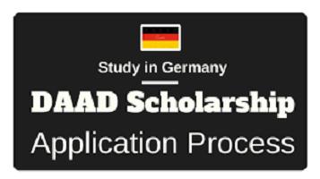 DAAD SCHOLARSHIP IN GERMANY 2020