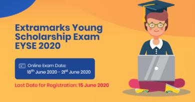 Extramarks EYSE Scholarship 2020