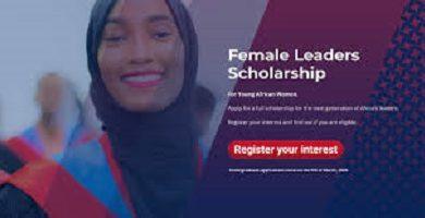 Fully Funded Female Scholarship