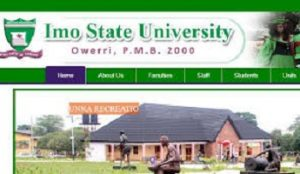 IMSU Post UTME Form 2021 Is Out