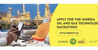 Nigerian Oil & Gas Technology Hackathon 2020