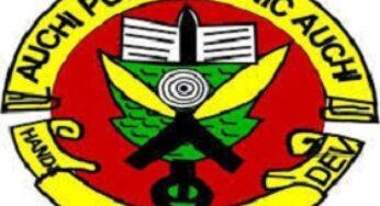 Auchi Polytechnic Cut Off Mark 2020 Myscholarshipbaze