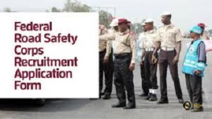 Federal Road Safety Recruitment 2020