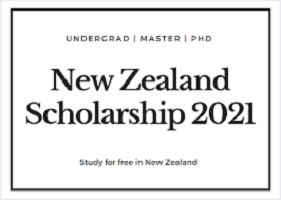 New Zealand Government Scholarship