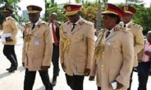 Salary structure of the FRSC