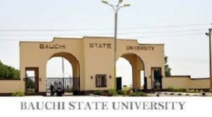 bauchi state university cut off mark