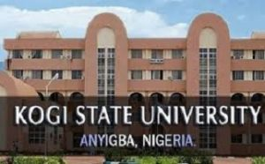 Kogi state University cut off mark 2020