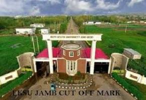 ekiti state university cut off mark 2020