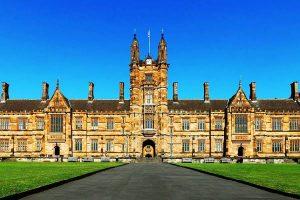 University of Sydney International Strategic Scholarship Australia