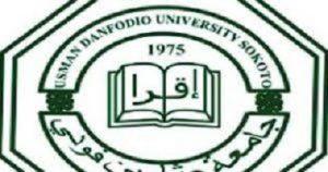 Usman Danfodio University Cut Off Mark 2021