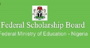 Federal Government Scholarship for Nigerian