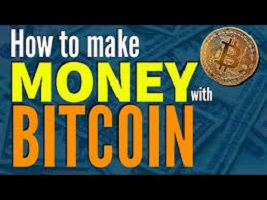 Making money with bitcoin and cryptocurrency