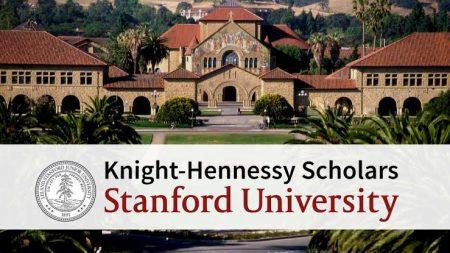 Knight-Hennessy Scholarship program 2021