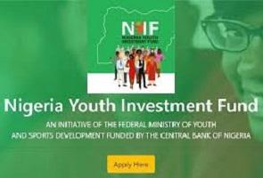 Nigeria Youth Investment Fund NYIF Application portal